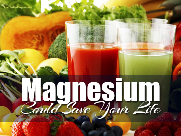 magnesium can save your life