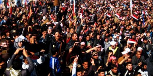 Arab Spring Hits Iraq, Tens Of Thousands Demand Maliki Step Down