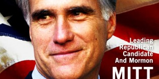 Now Is A Good Time To Learn About Mitt Romney's Religion Of Mormonism