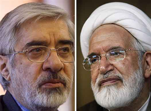 Opposition leaders being arrested in Iran: Once the snake's head is cut off, the rest is a rope