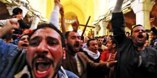 Muslim Brotherhood Slaughtering Egypt's Coptic Christians