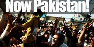 Now Muslim Terrorists Storm American Consulate In Pakistan
