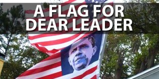 Vets Angry Over American Flag Featuring Obama