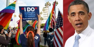 The Queering Of America: Obama Gives Gays What They Want In Exchange For Campaign Funding