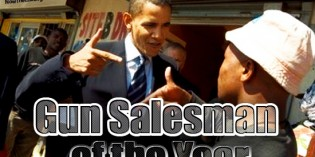 Obama Is Now America's Number One Gun Salesman