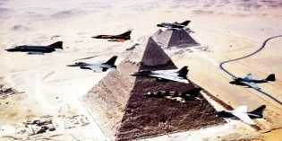 Obama To Give 20 F-16 Fighter Jets To Islamic-Run Egypt On Israel's Election Day