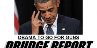 Obama To Make Orchestrated Gun Grab While Emotions Run High