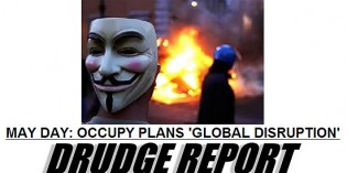 Occupy Wall Street Plans Global Disruption May 1