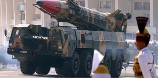 Pakistan's Nuclear Arsenal Doubles in Four Years
