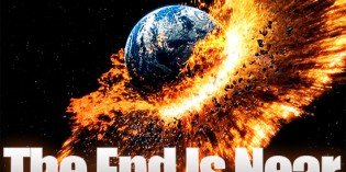 Poll Reveals That One In Seven Thinks End Of World Is Coming Soon