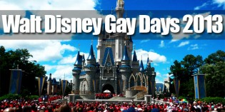 Walt Disney World To Indoctrinate Your Children During 'Gay Days 2013′