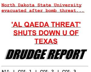 Al-Qaeda Bomb Threats Closing Colleges Across US • Now The