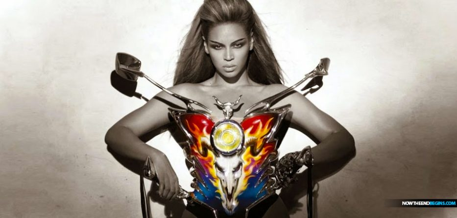 Beyonce Admits To Demon Possession While Flaunting Satanic