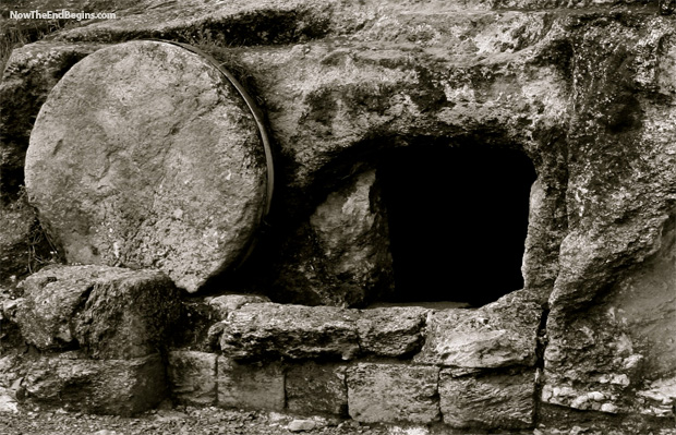 Jesus-arose-the-tomb-is-empty-He-lives-eternal-life-of-Nazareth