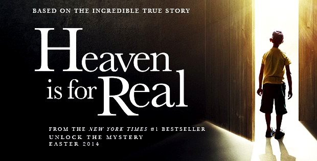 heaven is for real review Heaven is for real: a little boy's astounding story of his trip to heaven and  back is a 2010 new york times best-selling christian book written by todd  burpo.