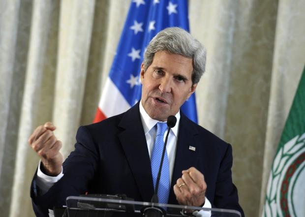 John Kerry Threatens Israel
