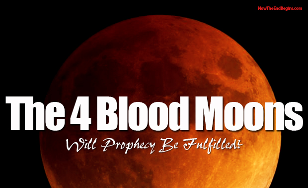 The Coming 4 Blood Moons Will Likely Not Fulfill Bible