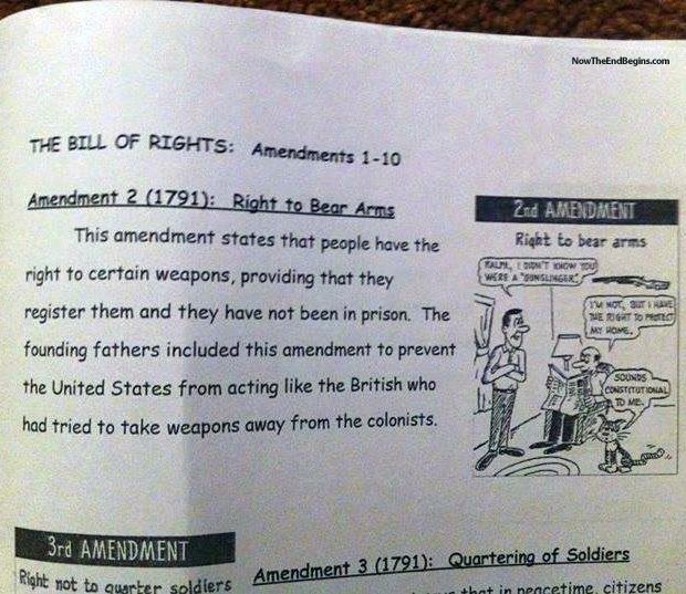 common-core-approved-materials-teaching-lies-about-second-amendment-constitution-bill-rights-marxism-obama