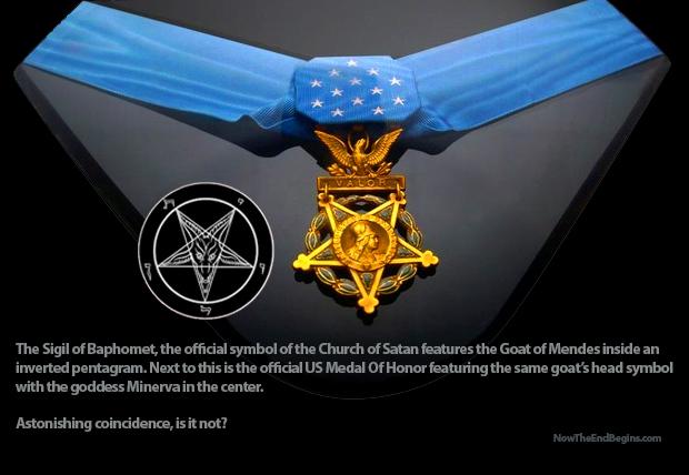 united-states-medal-of-honor-baphomet-goats-head-mendes-pentagram-astonishing-coincidence-illuminati-pentagon-minerva