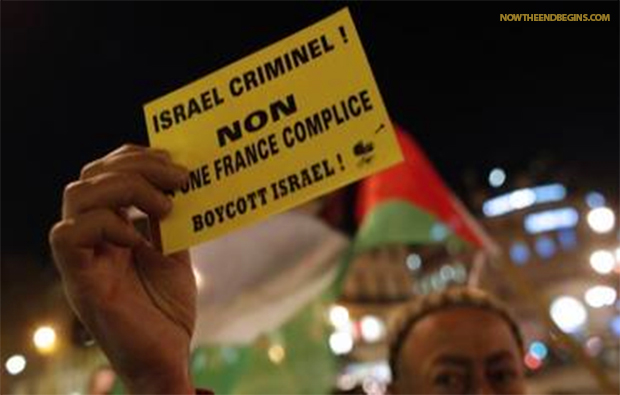 germany-protests-operation-protective-edge-boycott-israel-muslims-nazis