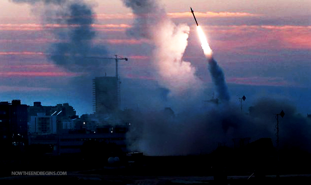 iron-dome-intercepts-two-rockets-as-bombs-fall-on-israel-july-2-2014