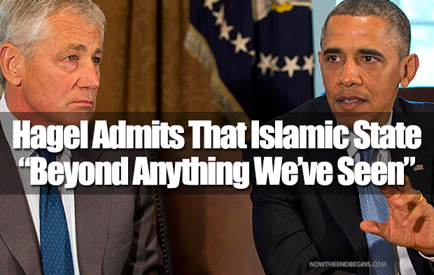 hagel-obama-admit-unprepared-for-islamic-state-isis