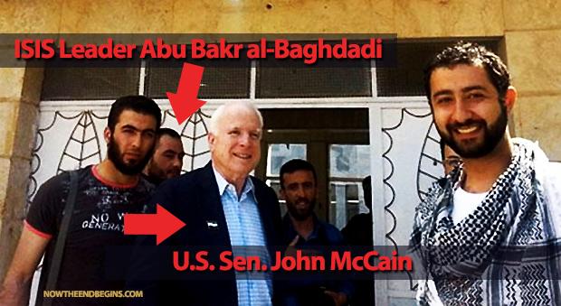 john-mccain-meets-with-syrian-rebels-isis-islamic-state-caliph-ibrahim-al-qaeda-islamic-state-2013