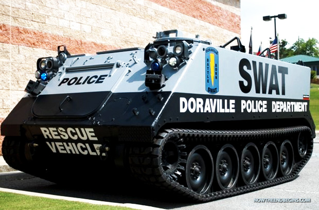 militarized-police-force-here-to-stay-in-america-2014-armored-tanks-doraville-georgia