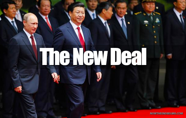 Snubbing Obama Russia And China Sign Historic Deal To Bypass The