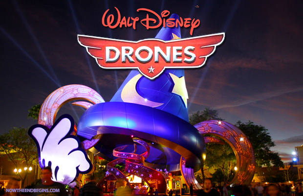 walt-disney-magic-kingdom-files-patent-for-drones-orlando-florida