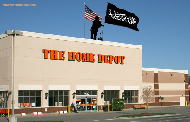 Home Depot Emces Sharia Law With Forced 'Muslim Sensitivity ... on home depot springfield mo, home depot highlands ranch, home depot vallejo, home depot colorado springs, home depot glendale, home depot thunder bay, home depot idaho falls, home depot bonita springs, home depot beaverton, home depot lompoc, home depot scottsdale, home depot pomona, home depot corvallis, home depot overland park, home depot sacramento, home depot chesapeake, home depot santa clara, home depot oxnard, home depot provo, home depot cincinnati,