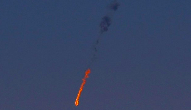 idf-israel-shoots-down-syrian-jet-fighter-over-golan-september-23-2014