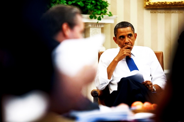 "Obama 'Unprepared For ISIS"" Because He Skipped 60% Of His Daily Briefings • Now The End Begins"