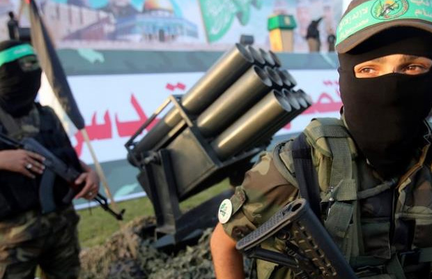 hamas-members-anti-israel-rally-rafah-gaza-strip