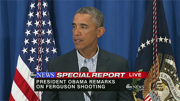 obama-told-ferguson-rioters-to-stay-on-course