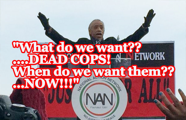 al-sharpton-millions-march-nyc-2014-chants-what-do-we-want-dead-cops-now-race-baiter