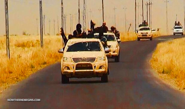 isis-closing-in-on-israel-from-north-and-south