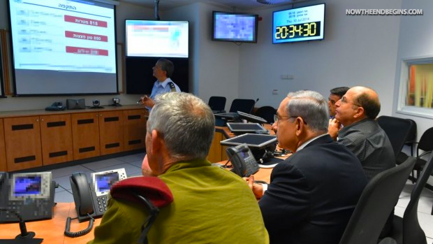 israeli-air-force-situation-room