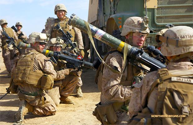 the us marines essay