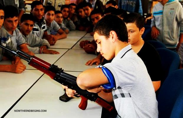hamas-training-camp-for-terror-teenagers-palestine-hate-israel-jews-jihad