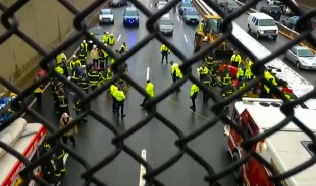 white-protesters-block-I-93-boston-black-lives-matter