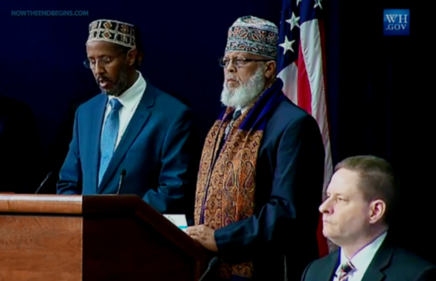 obama-summit-on-violent-extremism-opens-with-muslim-islam-imam-prayer-february-19-2015