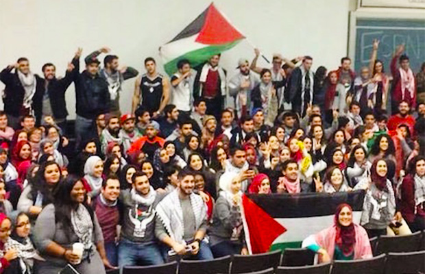university-california-anti-israel-activists-shout-allahu-akbar-during-bds-resolution-boycott-divestment-sanctions-palestine