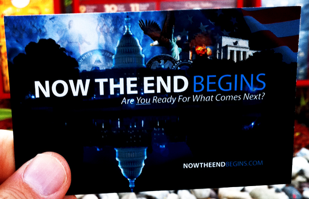 now-end-begins-street-preaching-witnessing-gospel-tracts-christian-outreach