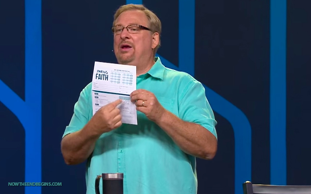 rick-warren-teaching-storehouse-tithing-word-of-faith-heresy