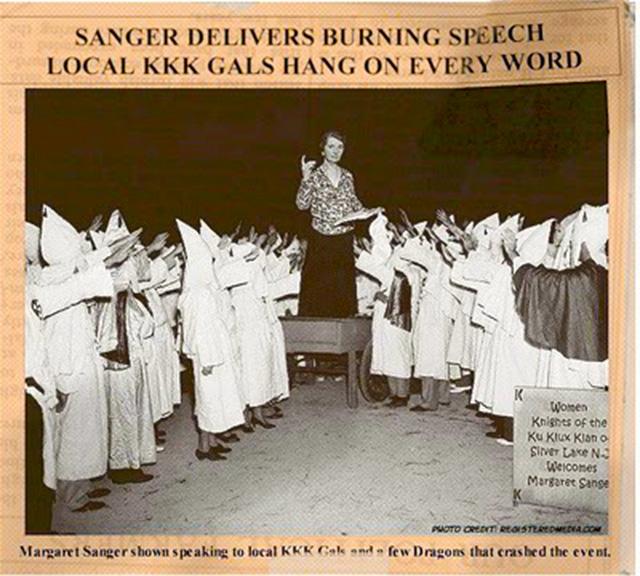 margaret-sanger-delivers-speech-at-kkk-meeting-1926-silver-lake-new-jersey-ku-klux-klan-planned-parenthood-abortion