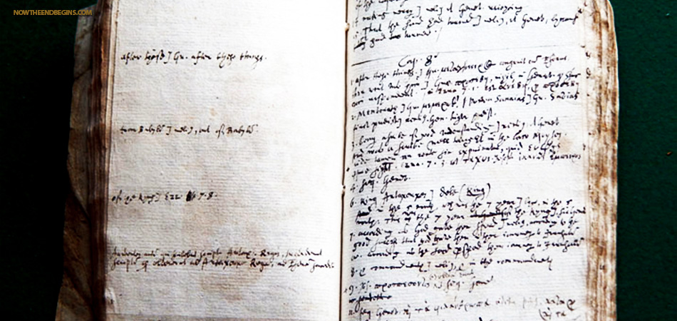 Earliest Known Draft of 1611 King James Bible Is Found At