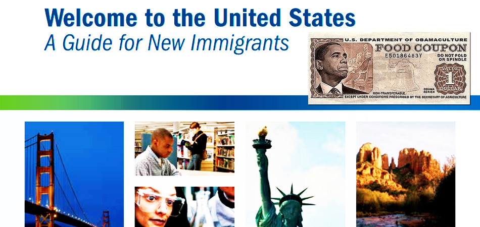 Welcome to the United States - A Guide for New Immigrants