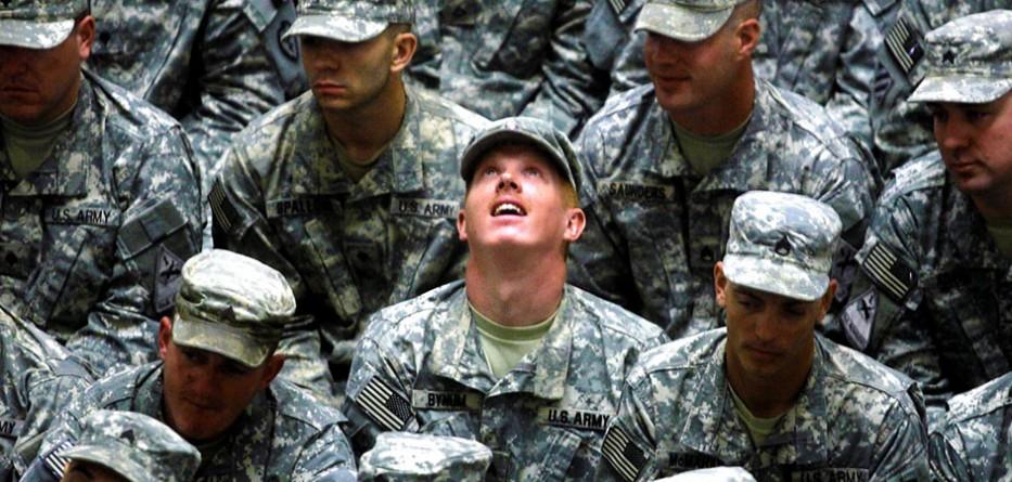 Gay army boys