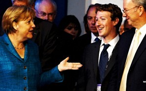 angela-merkel-facebook-mark-zukerberg-initiative-for-civil-courage-online-muslim-migrants